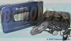 PAN-RQ-SX30-B - Like NEW  Early 1990s Model Panasonic Portable Cassette Player RQ-SX30 - Blue Color - Made in TAIWAN - Reconditioned - DOLBY