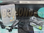 SONY-WM-EX610-01 - Like New 2000 Sony Walkman Cassette Player WM-EX610 with Original Box - Made in Malaysia - Reconditioned - DOLBY