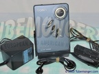 SONY-WM-EX631-02 - Like New 2002 Sony Walkman Cassette Player WM-EX631 Blue Color - Made in Malaysia - Reconditioned
