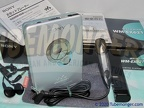SONY-WM-EX621-01 - Like New 2001 Sony Walkman Cassette Player WM-EX621 with Original Box - Made in Malaysia - Reconditioned